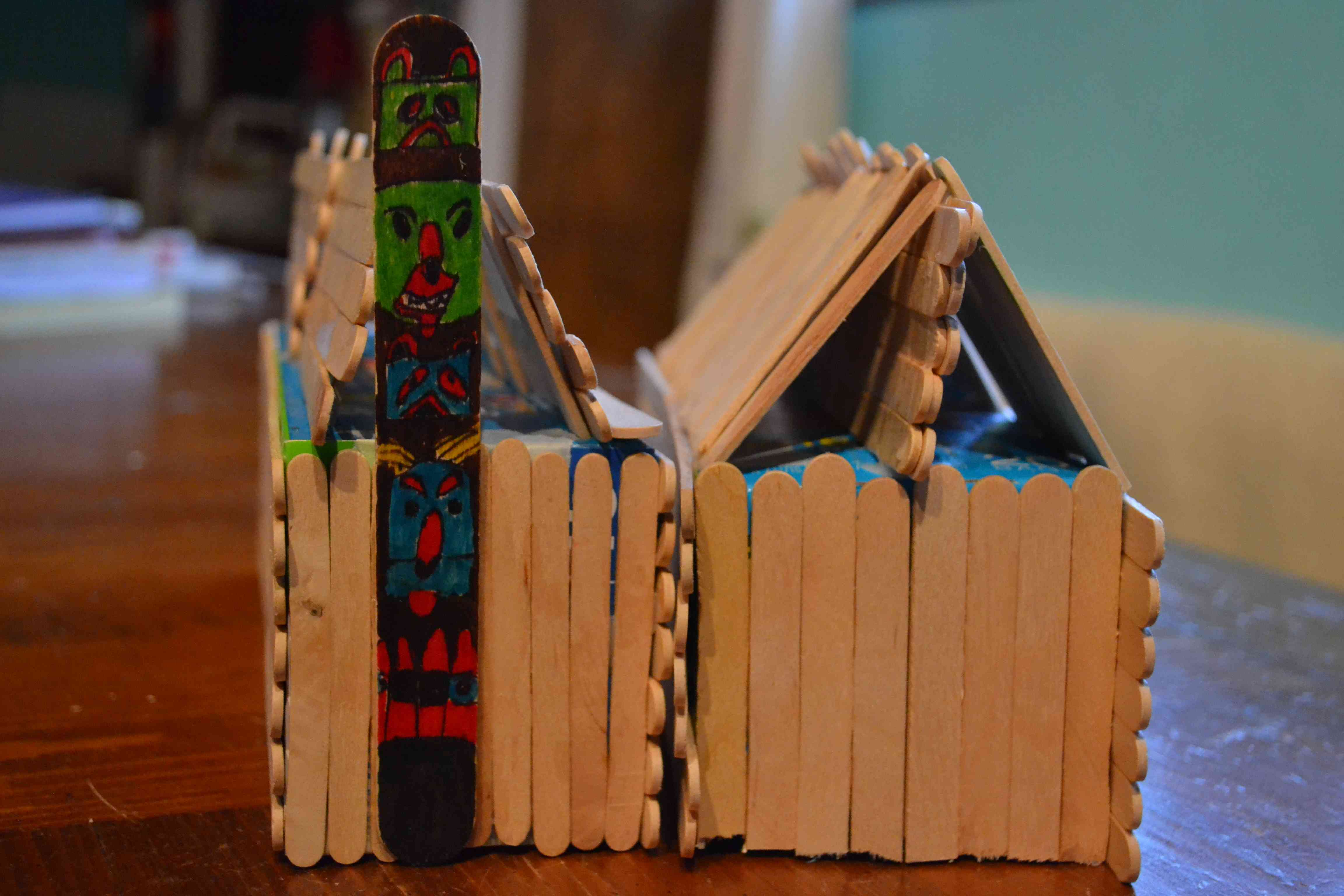 Native Americans Unit: Tlingit + NW Coast :: Part 2 ... on native american wickiup, native americans igloos, native american houses school project, native american round houses, native american yurok history, native american wooden houses, native american wigwams, native american paper artwork, native american homes, native american teepee, native american sites in nh, native american bolo ties for men, native american indian shelters, native american indian tribe diorama, native american yurt, native american adobe houses, native american grass houses, native american wattle and daub, native american hogan, native american lodge,
