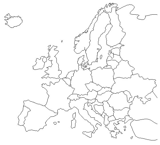 europe_outline