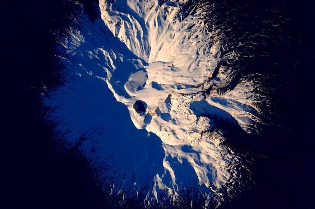New Zealand by Scott Kelly ISS