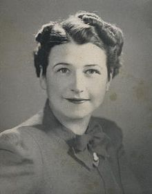 Ruth Wakefield. I found this photo here.
