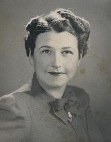 Ruth Wakefield. I found this photo here.